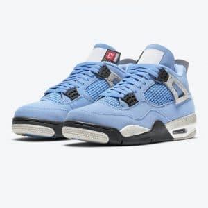 Air Jordan 4 University Blue 1