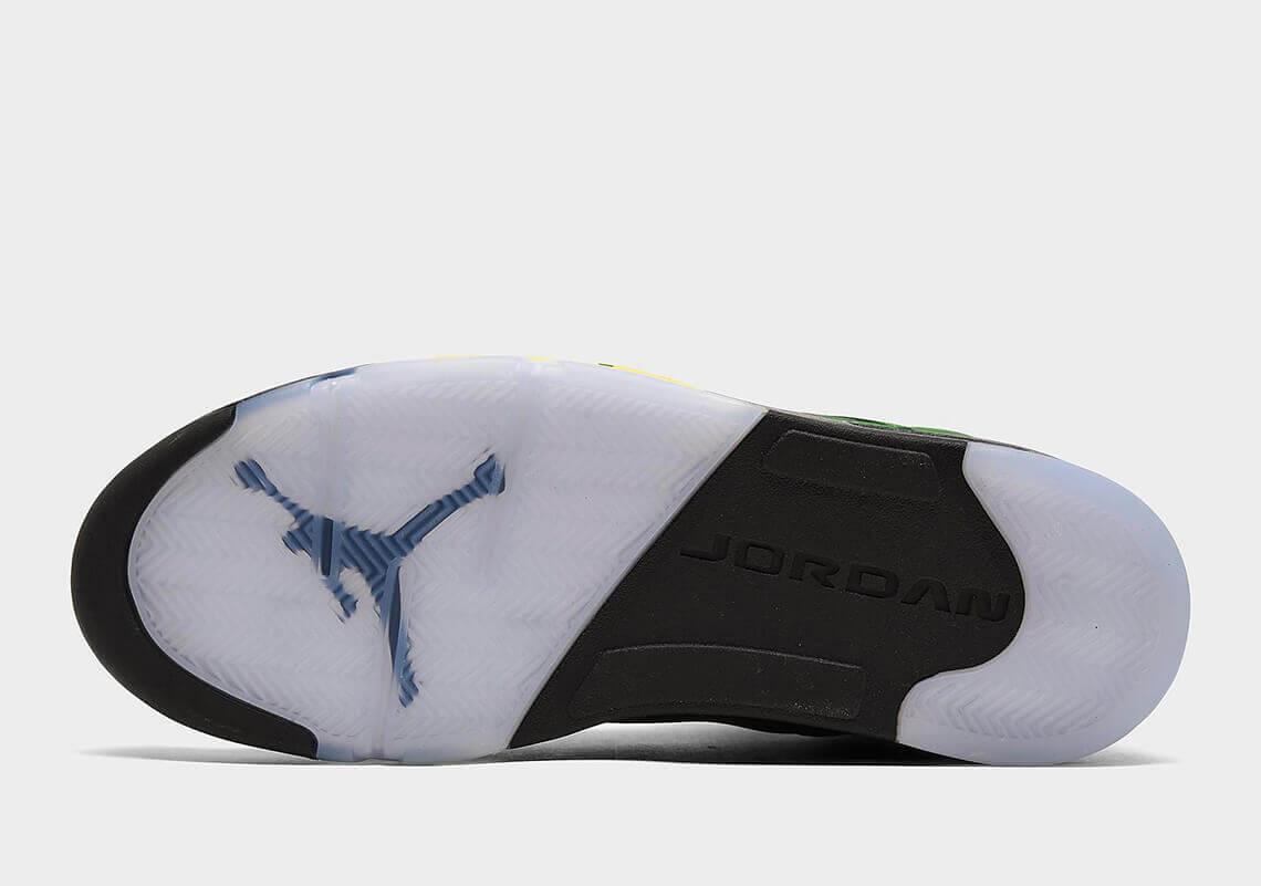 Air Jordan 5 Oregon CK6631 307 Photos 1