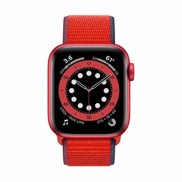 Apple Watch Series 6 Aluminum Case 1