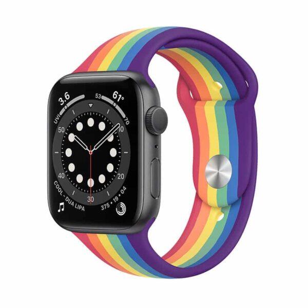 Apple Watch Series 6 Sport Band 9