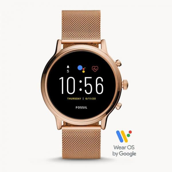 Fossil Gen 5 Smartwatch Julianna HR 3
