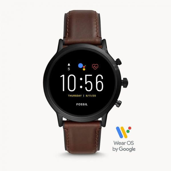 Fossil Gen 5 Smartwatch The Carlyle HR 2