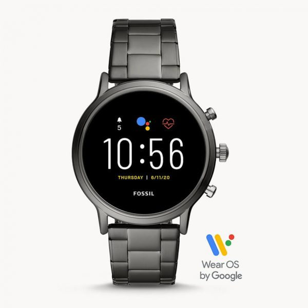 Fossil Gen 5 Smartwatch The Carlyle HR