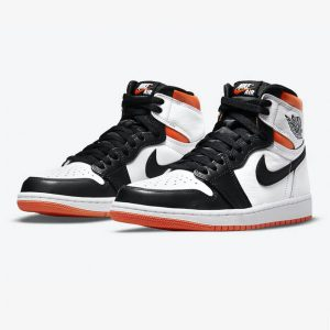 Jordan 1 Retro High Electro Orange 1