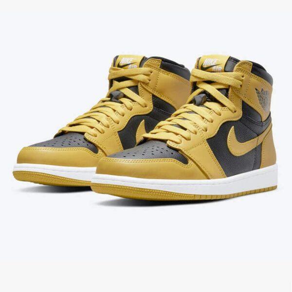 Jordan 1 Retro High Pollen 1