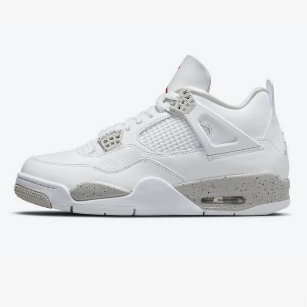 Jordan 4 Retro White Oreo