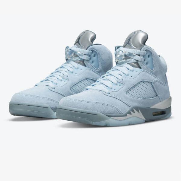 Jordan 5 Retro Bluebird 1