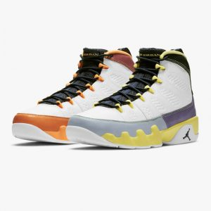Jordan 9 Retro Change The World 1