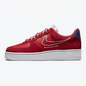NIKE AIR FORCE 1 07 FIRST USE