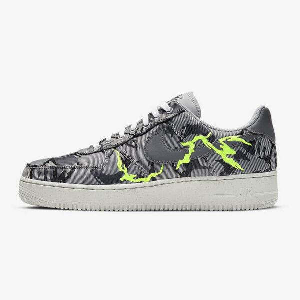 Nike Air Force 1 07 LX grey 1