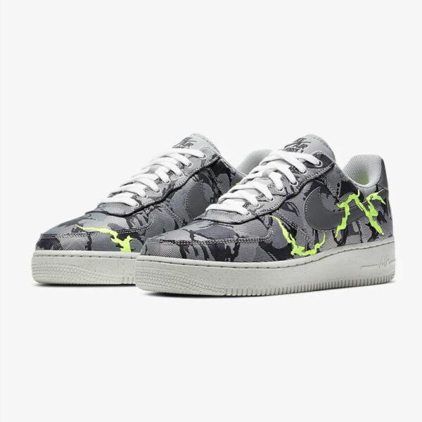 Nike Air Force 1 07 LX grey