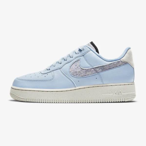 Nike Air Force 1 07 SE blue 1