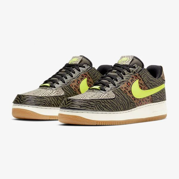 Nike Air Force 1 Animal Print 3