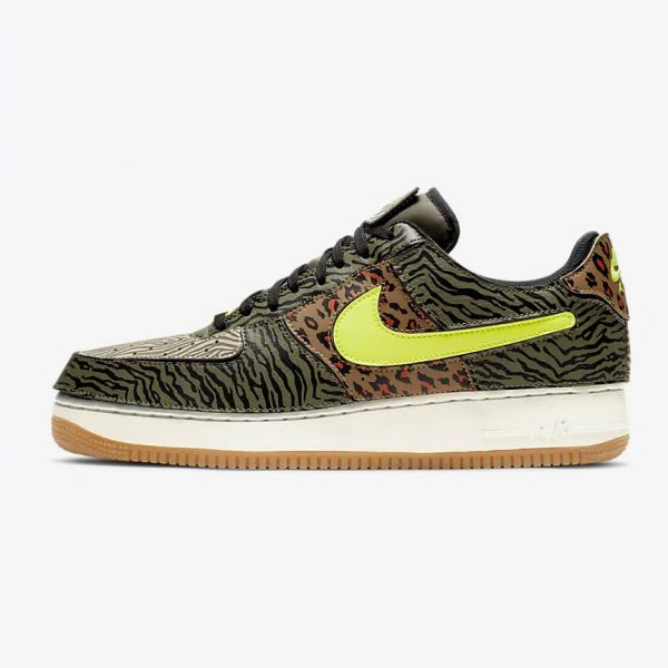 Nike Air Force 1 Animal Print 4