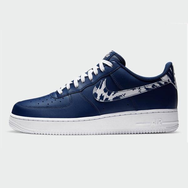 Nike Air Force 1 Blue 1