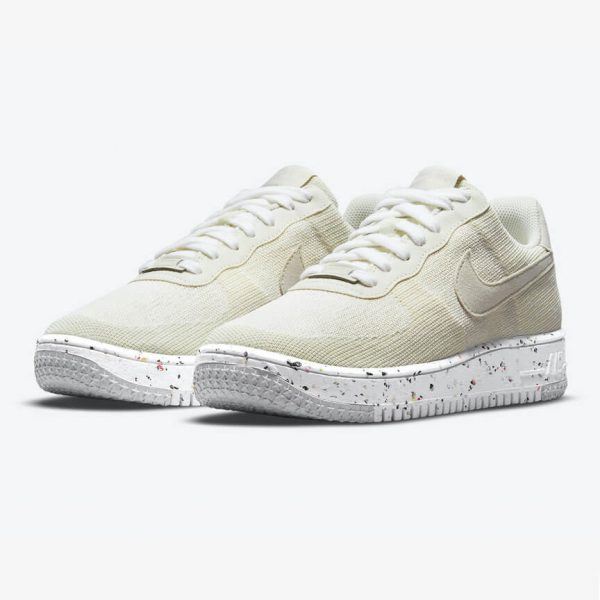 Nike Air Force 1 Crater Flyknit Sail