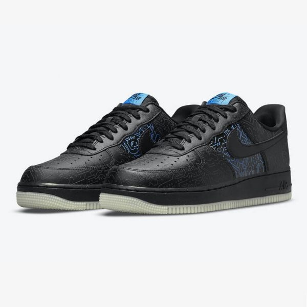 Nike Air Force 1 Low Computer Chip Space Jam 1