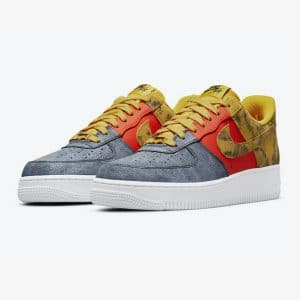 Nike Air Force 1 Low Dark Sulphur 1