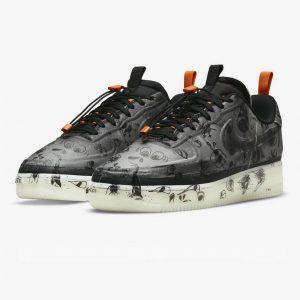Nike Air Force 1 Low Experimental Halloween 3