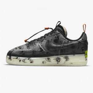 Nike Air Force 1 Low Experimental Halloween 4