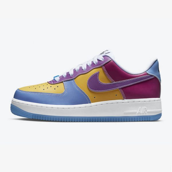 Nike Air Force 1 Low LX UV Reactive 1