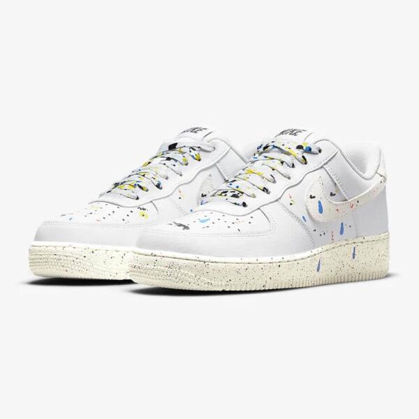 Nike Air Force 1 Low Paint Splatter 4
