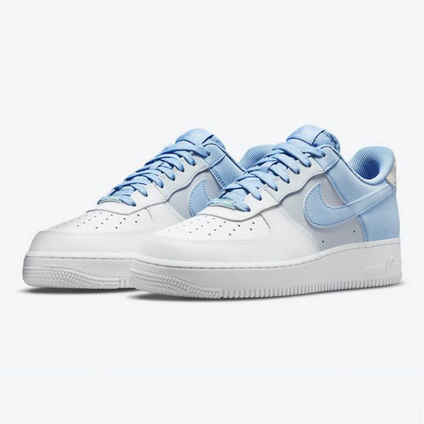 Nike Air Force 1 Low Psychic Blue 1