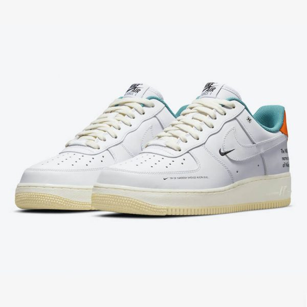 Nike Air Force 1 Low Starfish 1
