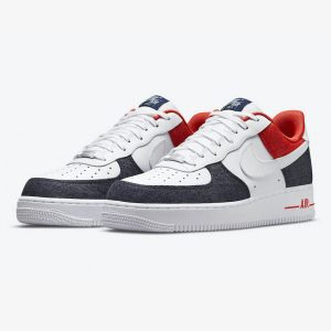 Nike Air Force 1 Low USA Denim 1