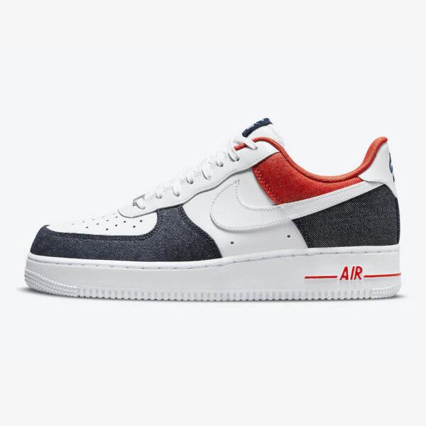 Nike Air Force 1 Low USA Denim