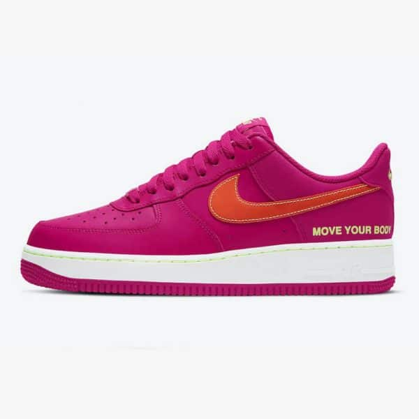 Nike Air Force 1 Low World Tour 1