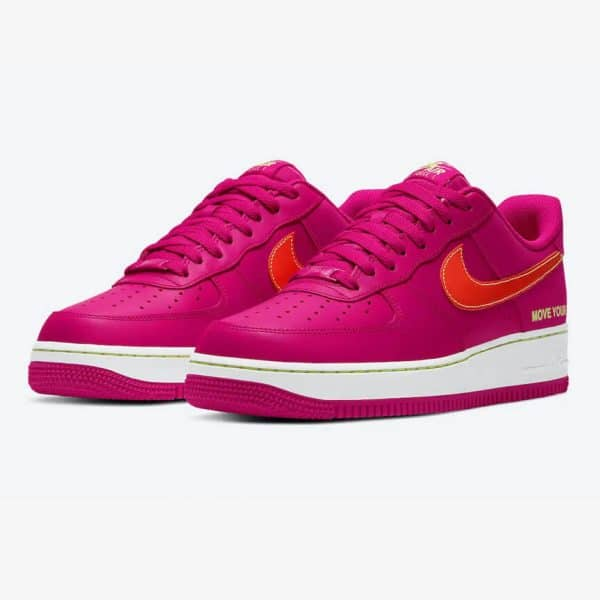 Nike Air Force 1 Low World Tour