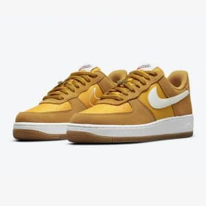 Nike Air Force 1 Low gold 1 1