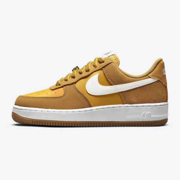 Nike Air Force 1 Low gold 2