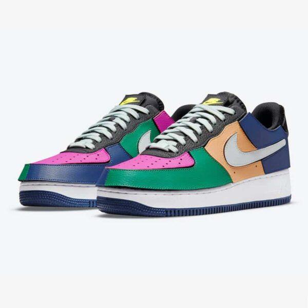 Nike Air Force 1 Multi Color 1