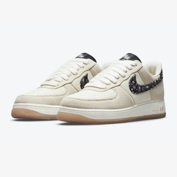 Nike Air Force 1 Paisley Swoosh 1