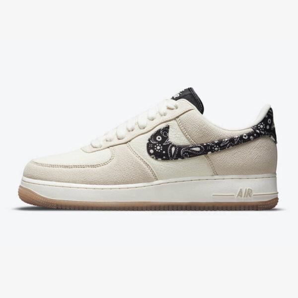 Nike Air Force 1 Paisley Swoosh
