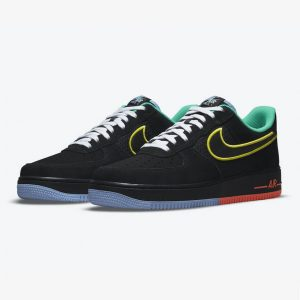 Nike Air Force 1 Peace and Unity 1