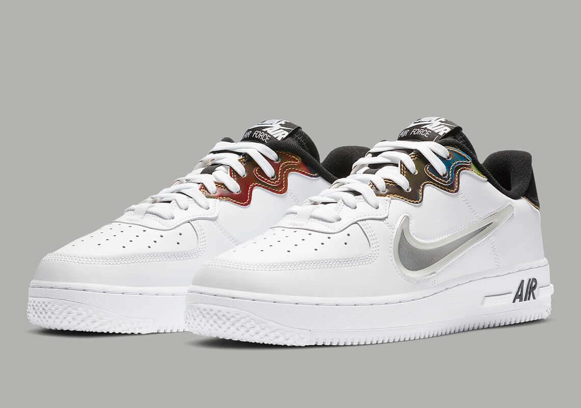 Nike Air Force 1 React CN9838 100 4