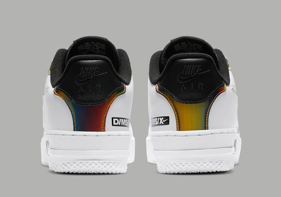 Nike Air Force 1 React CN9838 100 5