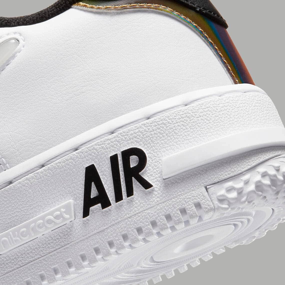 Nike Air Force 1 React CN9838 100 7