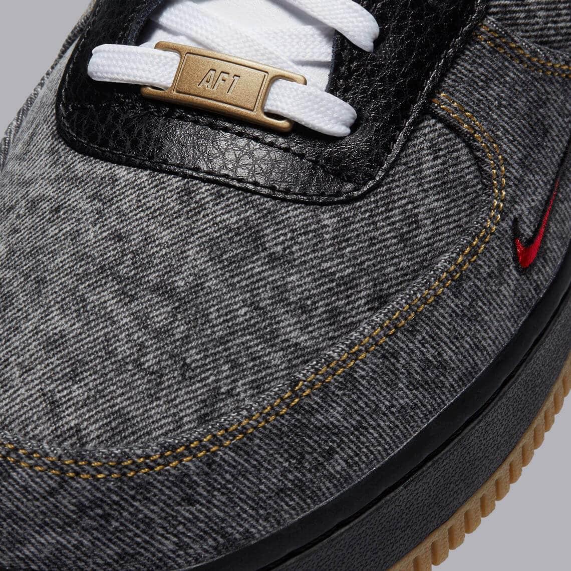 Nike Air Force 1 Remix Pack Denim DB1964 001 3
