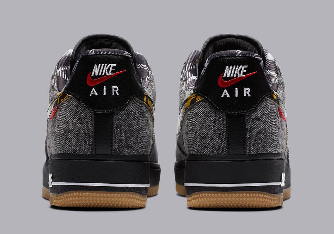 Nike Air Force 1 Remix Pack Denim DB1964 001 5