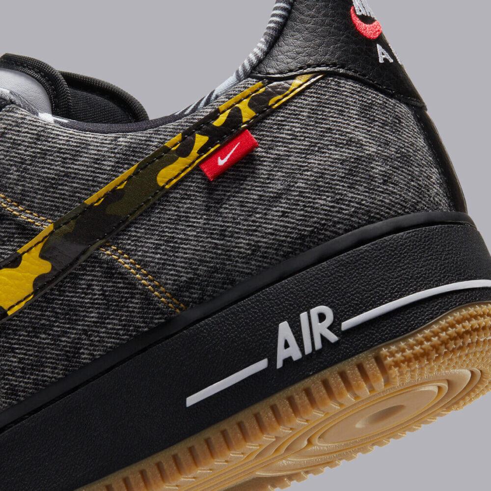 Nike Air Force 1 Remix Pack Denim DB1964 001 6