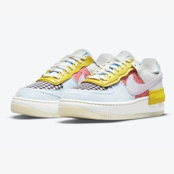 Nike Air Force 1 Shadow Patchwork 1