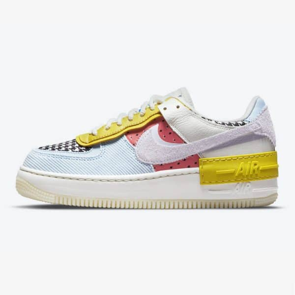 Nike Air Force 1 Shadow Patchwork
