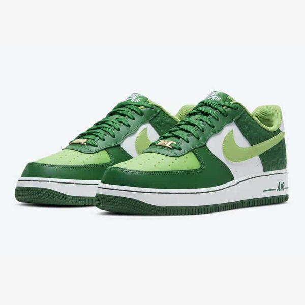 Nike Air Force 1 St Patricks Day 1
