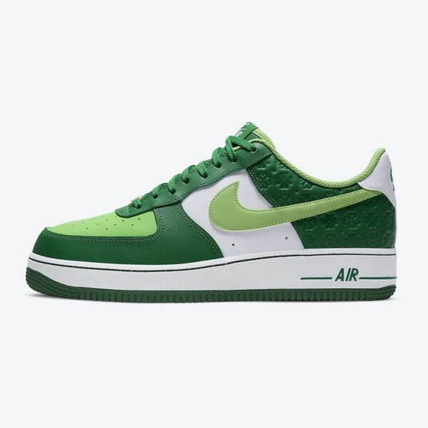 Nike Air Force 1 St Patricks Day