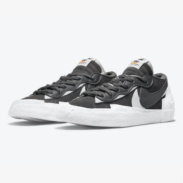 Nike Blazer Low x sacai 4