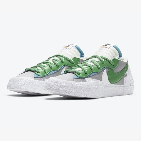Nike Blazer Low x sacai